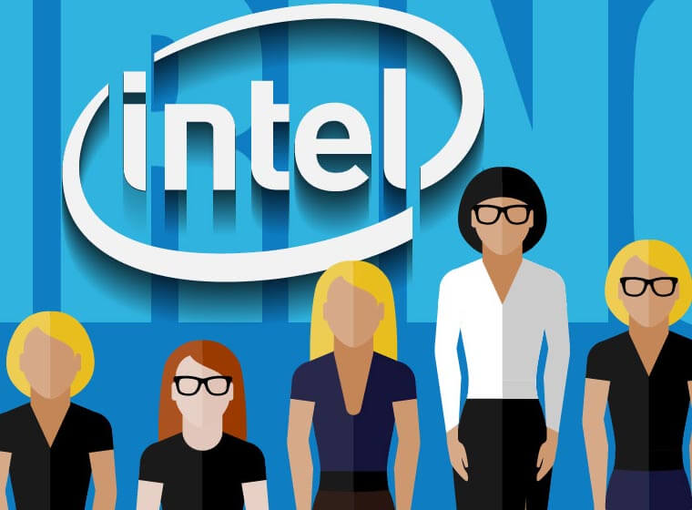 MILES TO GO WITH INTEL'S DIVERSITY AGENDA