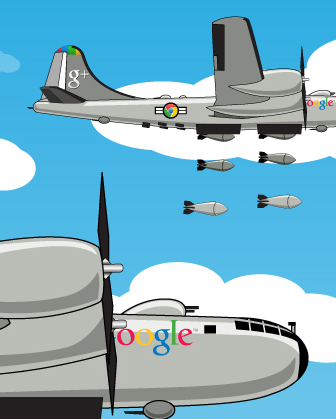 WILL THE MILITARY ASSOCIATION, BACKFIRE ON GOOGLE?