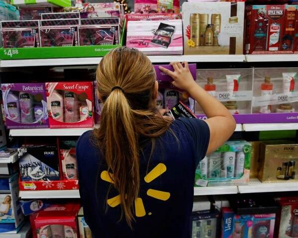 WALMART SEEKS TO AWAKEN THE SLEEPING GIANT, OF STAY-AT-HOME MOMS