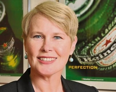 HEINEKEN APPOINTS MAGGIE TIMONEY AS CEO