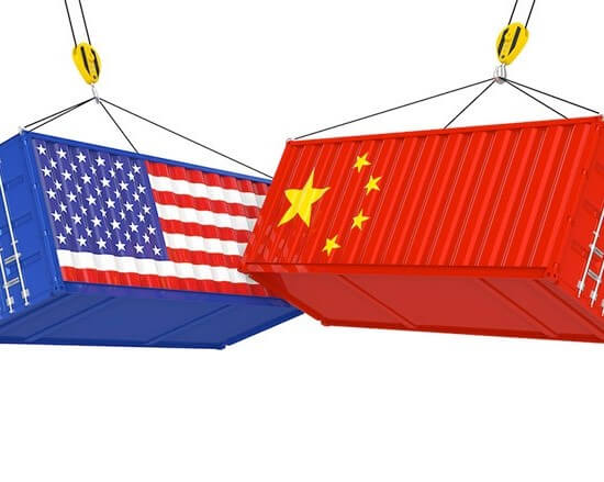TRADE WAR OR NOT, IT'S HARD TO SHRUG-OFF AMERICANIZED PRODUCTS