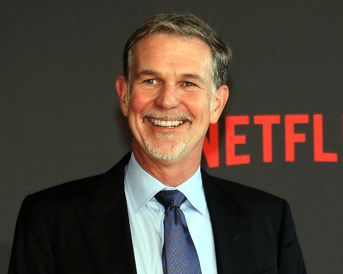 $24.4 MILLION AS SALARY FOR NETFLIX'S CEO