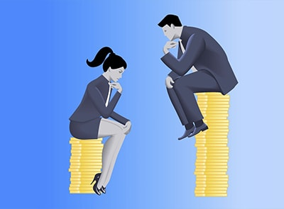 UK BANKS MOVING AT SLOTH-PACE TO QUELL GENDER PAY GAP