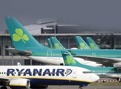 IT'S ALL GOING WRONG FOR RYANAIR