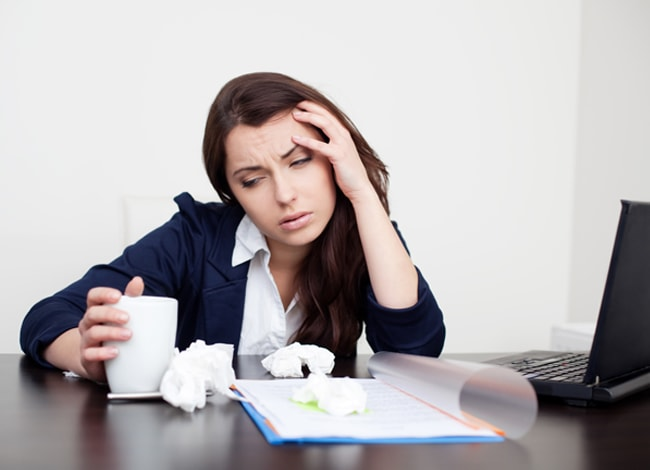 DRUDGING THROUGH WORK IN ILLNESS? NOT SO PRODUCTIVE AFTER ALL!