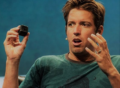 Cloudy Days for Go Pro CEO Nick Woodman