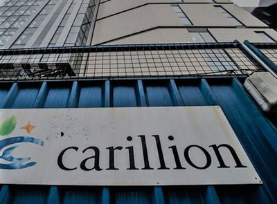 CARILLION ENTERS LIQUIDATION, LEAVING EMPLOYEES TO BE UNCERTAIN OF FUTURE
