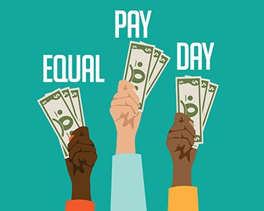 IS 'EQUAL PAY' ABOUT TO SEE THE LIGHT OF DAY?