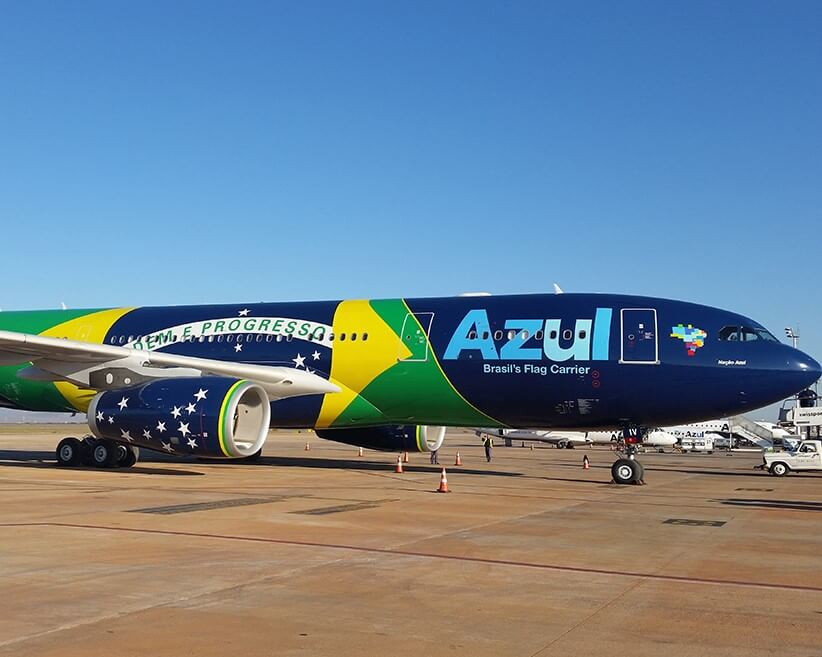 Brazilian carrier Azul lays off about 1000 employees!