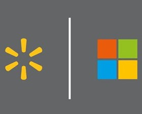 MICROSOFT AND WALMART EXTEND COOPERATION TO TAKE ON AMAZON