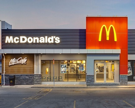 McDonald's offer on-job training to workers via 'Crosswork Credits'