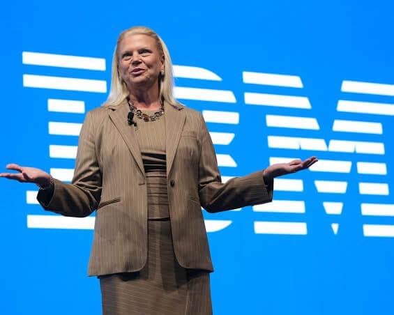 IBM CEO to step down as cloud biz head takes over!