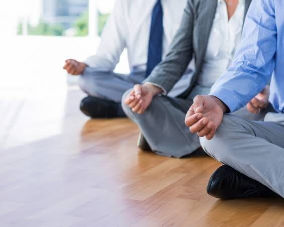Researchers to test positive effects of mindfulness training!