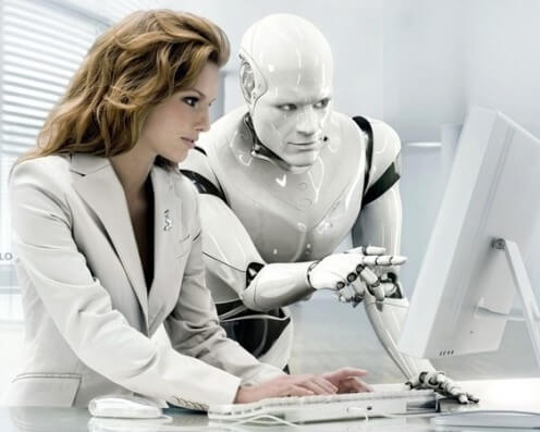 Automation can't replace human touch in jobs!