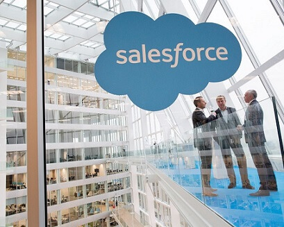 Salesforce co-CEO withdraws from the position!
