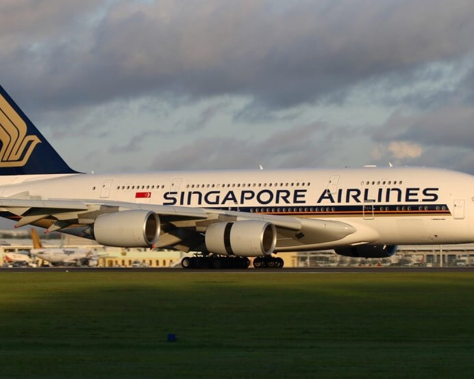 Singapore Air cuts its capacity by 96% to fight COVID-19!