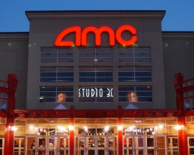 AMC Theaters places CEO & corporate employees on furloughs!