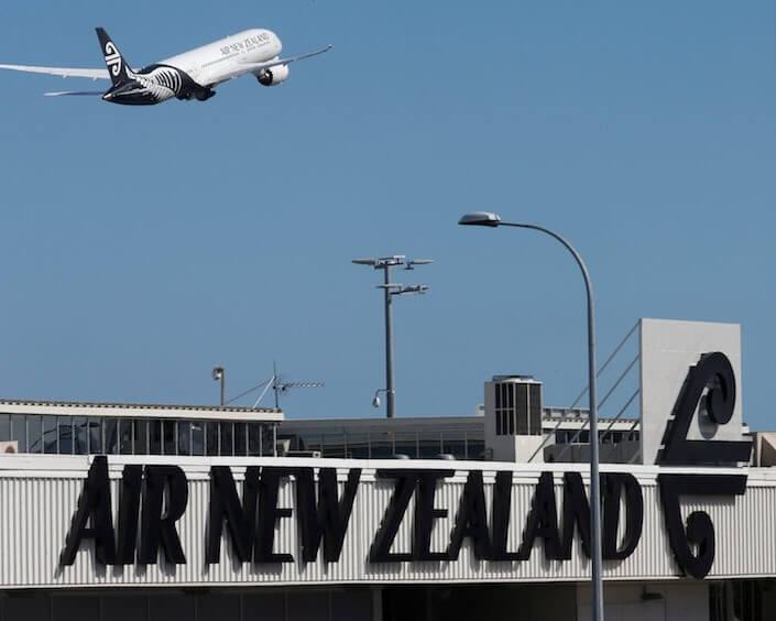 Air NZ lay off 3,500 employees as travel comes to standstill!
