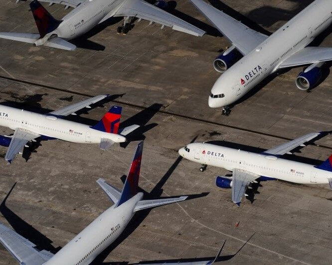 Delta Airlines chalk out plans to avoid furloughs of pilots!