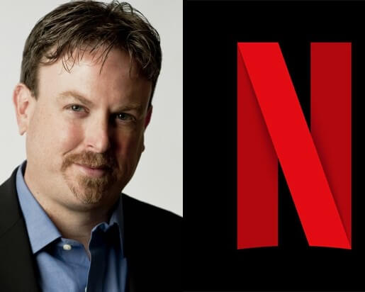 NETFLIX CFO LEAVES THE BUILDING