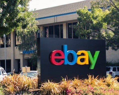 eBay suing Amazon in a war of e-commerce worlds