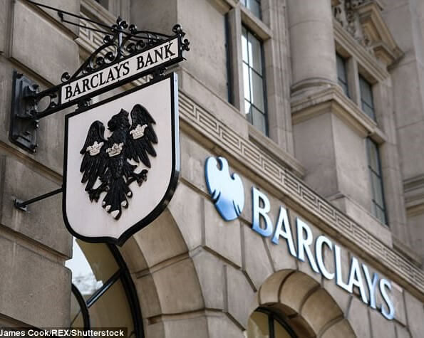 BARCLAYS WANTS EMPLOYEES TO COME CLEAN ON OFFICE ROMANCES!