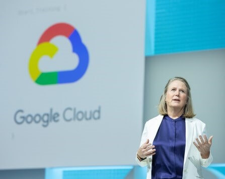 DIANE GREENE OF GOOGLE CLOUD TO MOVE-ON AFTER 3 YEARS AS CEO