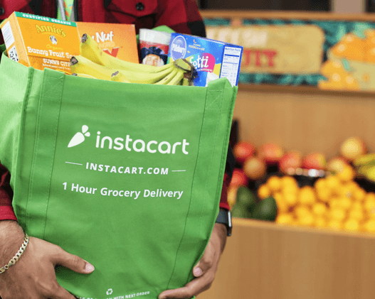 INSTACART EYES 'INSTAGROWTH' WITH NEW HIRE FROM INSTAGRAM
