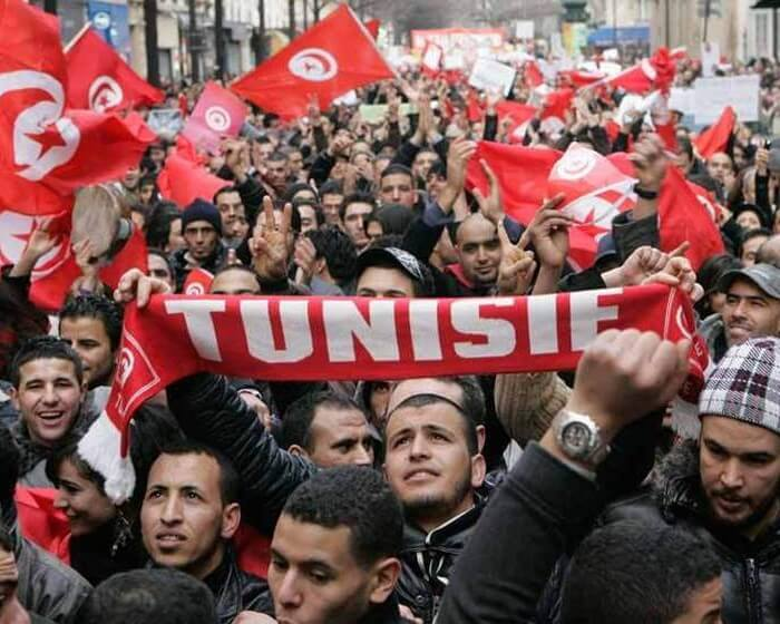 650,000 TUNISIANS STRIKE FOR A WAGE-RAISE