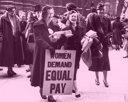 LESS THAN HALF - SHOCKING PAY DISPARITY AMONG AMERICAN WOMEN WORKERS