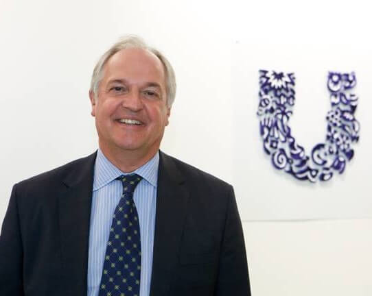 PAUL POLMAN RELENTS, STEPS DOWN AS UNILEVER CEO