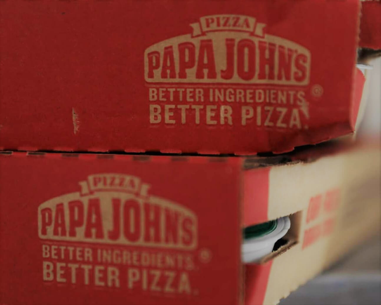 JOHN SCHNATTER PROVING A TOUGH COOKIE FOR PAPA JOHN'S