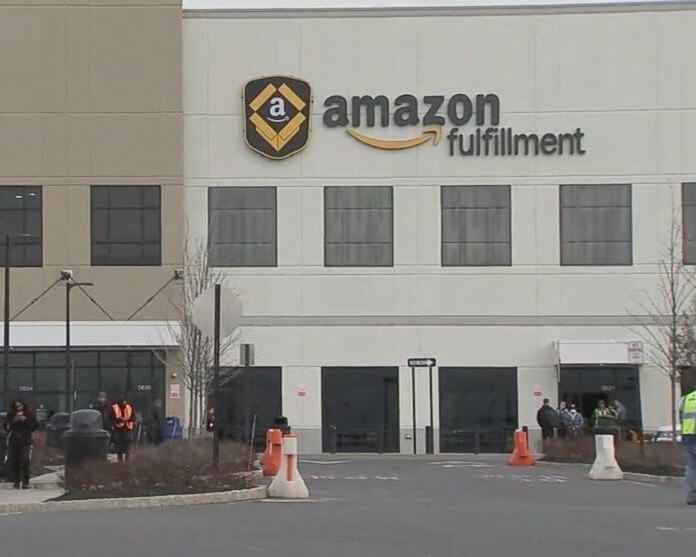 AMAZON WORKERS' NEW WOES – EHS ACCIDENTS