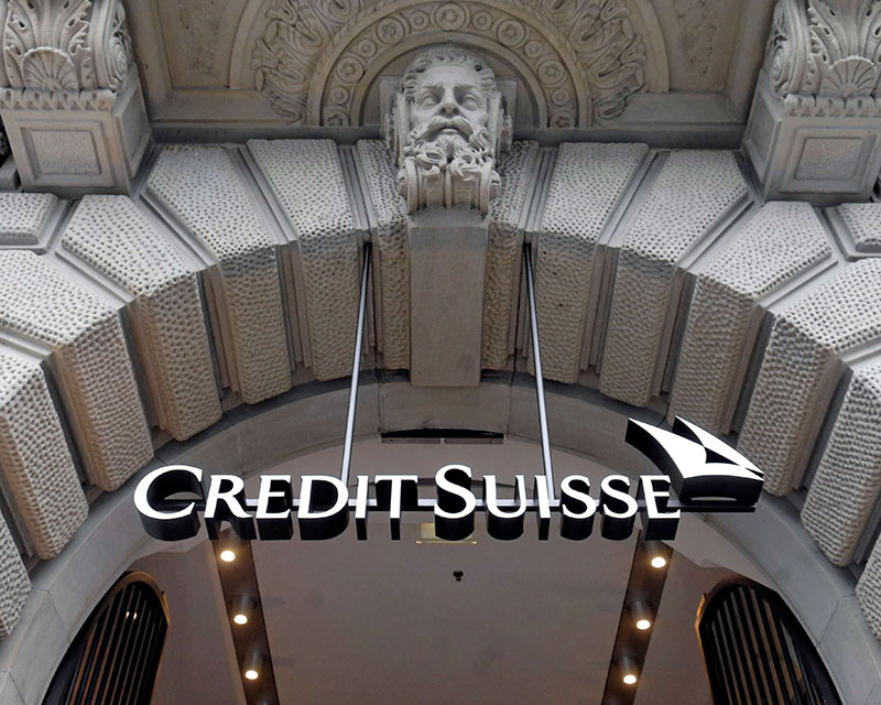 CREDIT SUISSE APPOINTS NEW HEADS FOR PRIVATE BANKING IN ASIA-PACIFIC