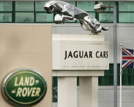 COME NEW YEAR JAGUAR LAND ROVER WILL SLIM DOWN ITS WORKFORCE BY CUTTING 5,000 JOBS