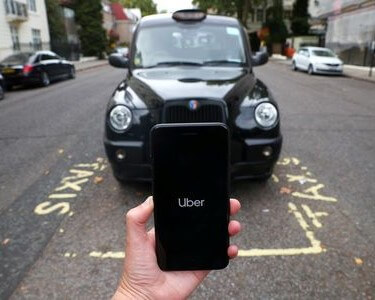 UBER FINDS REASONS TO BE HAPPY AND UNIONS CRITICIZE AS UK PRESERVES GIG ECONOMY
