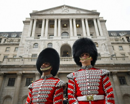BANK OF ENGLAND GETS CALLED WASTEFUL BY NATIONAL AUDIT OFFICE