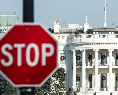 US GOVERNMENT SHUTDOWN HANGS HEAVY OVER THE TAXPAYER'S HEAD