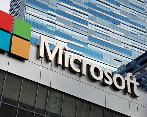 MICROSOFT SURPASSES ALL IN EMPLOYER REPORT