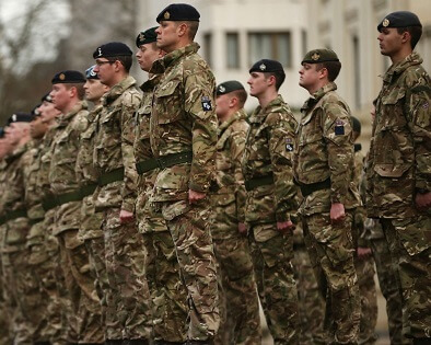 THE BRITISH ARMY LEANS ON TO THE MILLENNIAL STEREOTYPE TO FILL RECRUITMENT GAP