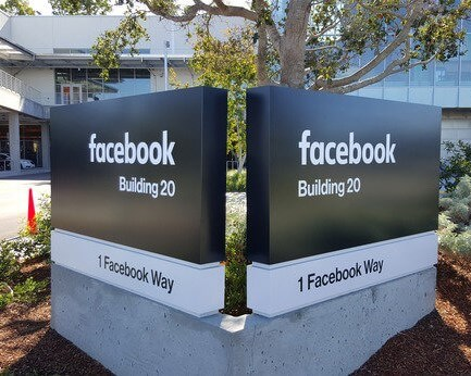 OPEN CONNECTED WORLD? NOT AT FACEBOOK HQ