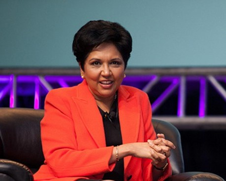 INDRA NOOYI CALLS IT A DAY AT PEPSICO AFTER 24 YEARS