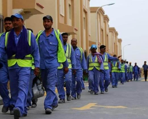 QATAR PUTS AN END TO THE MISERY OF FOREIGN WORKERS