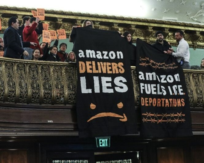 AMAZON EXITS NY PLANS, DEBATES ARISE ON MONEY SAVED AND LOSS OF POTENTIAL JOBS