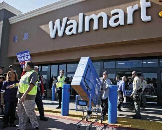 UNION BACKED MEXICO WALMART WORKERS INTEND TO GO ON STRIKE IF DEMANDS ARE NOT MET