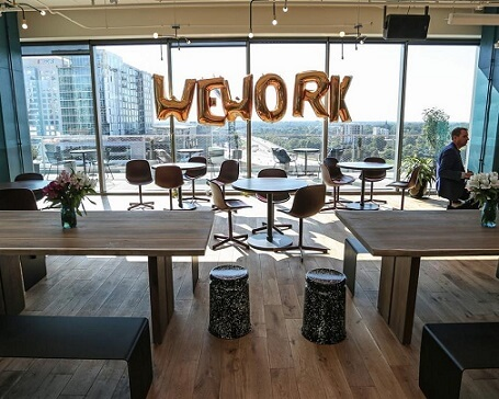 WEWORK PLANS TO GO ON A HIRING BINGE, SLASHES 300 JOBS