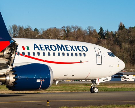 AEROMEXICO SLASHES BENEFITS, PILOTS WING UP A STRIKE