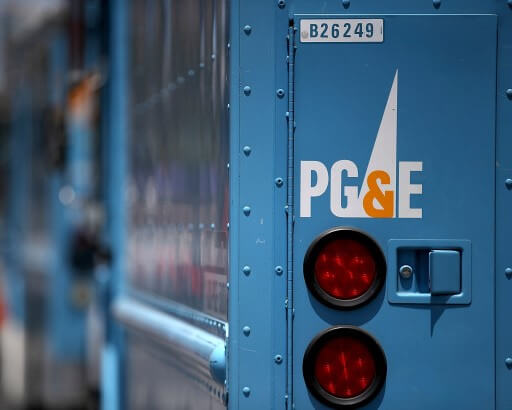 AN INVESTOR BACKED PG&E IS ALL BUT SET TO START FRESH