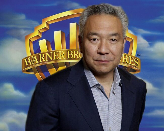 WARNER BROS CHAIRMAN-CEO QUITS TO SAVE FACE AFTER ALLEGED AFFAIR