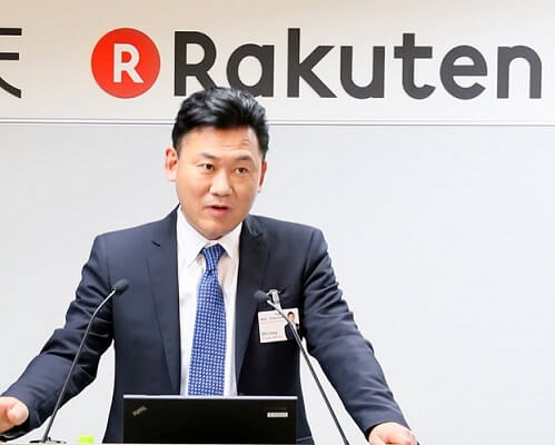 RAKUTEN OF JAPAN RAISES THE BAR AGAIN!